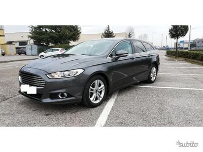 brugt Ford Mondeo 2.0 TDCi 150CV S * UNICA