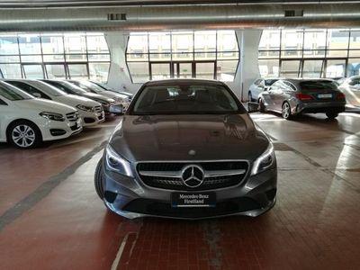 gebraucht Mercedes CLA200 CLASSE CLACDI Automatic Sport