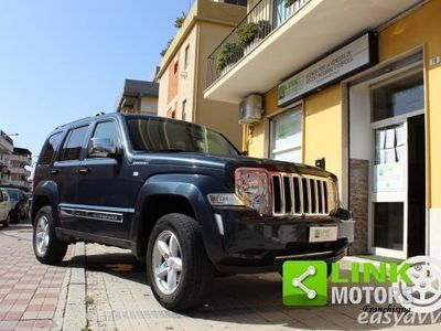 used Jeep Cherokee 2.8 CRD Limited