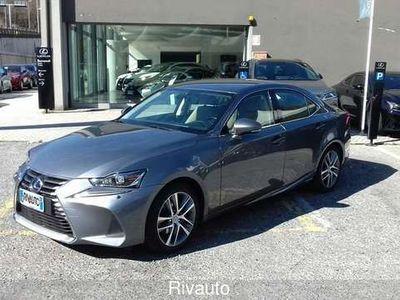 usata Lexus IS300 300h Hybrid Executive