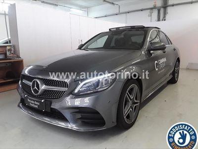 usata Mercedes C220 CLASSE C BERLINAd Premium 4matic auto