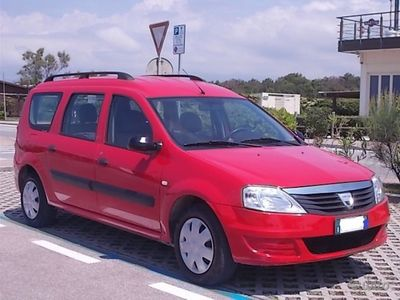 usata Dacia Logan 1.6 sw GPL ACCETTO PERMUTE