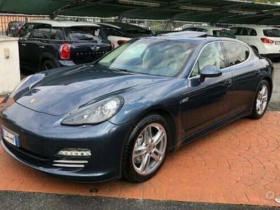 usata Porsche Panamera 4.8 4S VETTURA UFFICIALE ITALIA