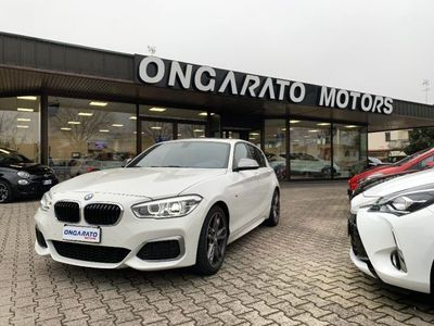 usata BMW M140 Serie 15p Msport #FULL OPTIONAL