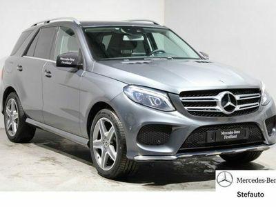 usata Mercedes GLE350 d 4Matic Premium COMAND