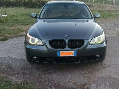 usata BMW 525 d e60