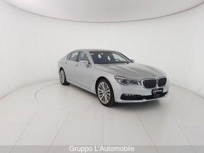 usata BMW 740 Serie 7 G/11-12 2015 e Eccelsa auto
