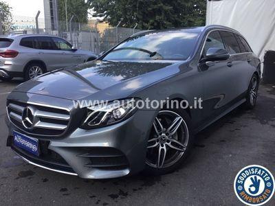 used Mercedes 220 CLASSE E SW E SWd AMG Line auto