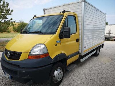 usata Renault Master AUTO NEGOZIO PATENTE C