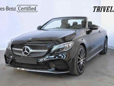 usata Mercedes C220 Classe C Cabriod 4Matic Auto Cabrio Premium