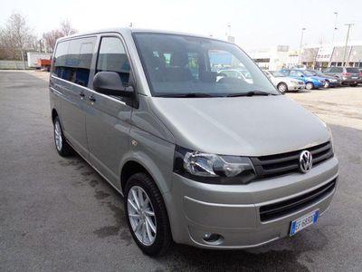 gebraucht VW Transporter 2.0 BiTDI 180CV DSG PL Kombi 6 POSTI