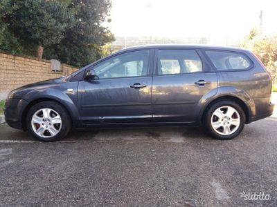 brugt Ford Focus 1.8 TDCi S.W