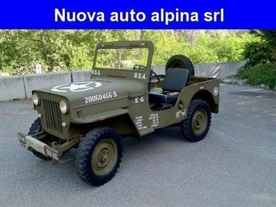 used Jeep Willys WILLIS DEL 1972