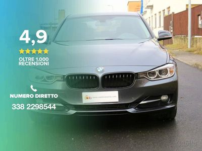 gebraucht BMW 320 d Sport