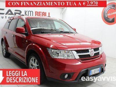gebraucht Fiat Freemont  [ 2.0 Mjt 140 CV Lounge (NAVI+PELLE+ALPINE) ]