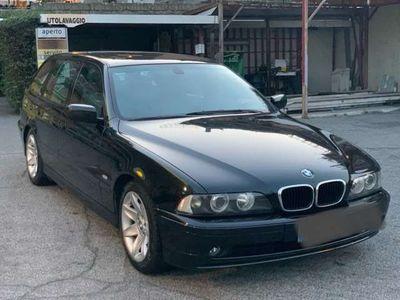 usata BMW 530 Serie 5 (E39) cat Touring Titanium