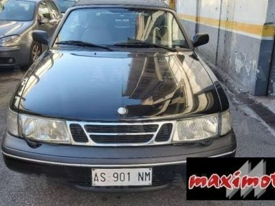 usata Saab 900 Cabriolet 2.0i turbo 16V cat SE usato