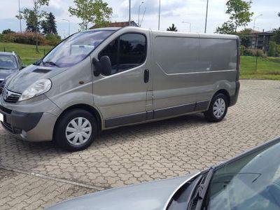 usata Renault Trafic /vivaroCDTI Fap(PASSO LUNGO AUTOMATIC)!!