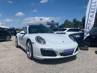 usata Porsche 991 /CARRRA S /FULL!!/TETTO/CHRONO/SED. VENT. RISC