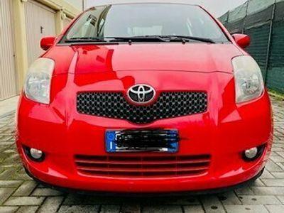 usata Toyota Yaris 2° serie Luxury pack