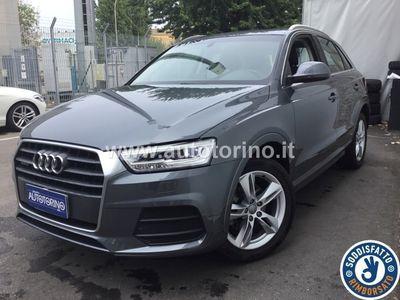 brugt Audi Q3 Q32.0 tdi Sport 4Edition quattro 150cv s-tronic