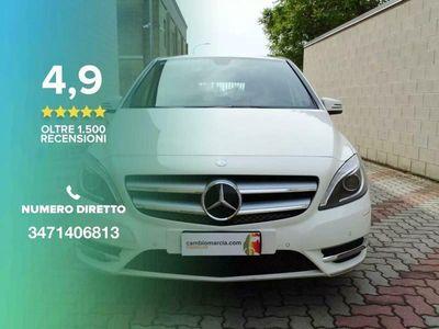 usata Mercedes B220 4Matic Sport