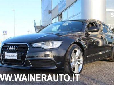 brugt Audi A6 Avant 3.0 TDI 204 CV quattro S tronic SLINE S LINE Roccafranca
