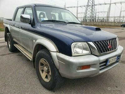 usata Mitsubishi L200 L200 2.5 DI-D Double Cab Invite