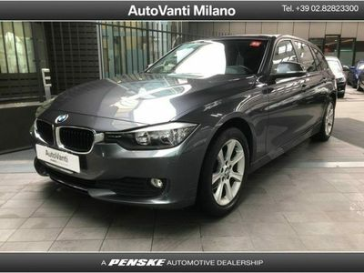 usata BMW 320 d Touring Business aut.