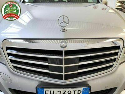 usata Mercedes E250 Classe E (W/S212)CDI BlueEFFICIENCY Avantgarde