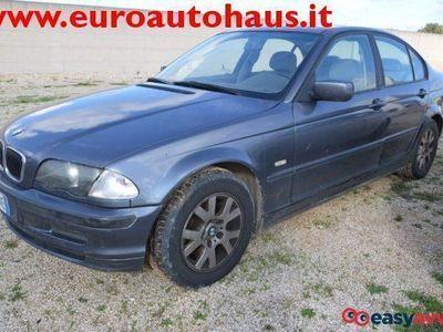 used BMW 320 Serie 3 d turbodiesel cat 4 porte usato