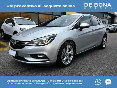 usata Opel Astra 5p 1.6 cdti Dynamic s&s 136cv my18.5