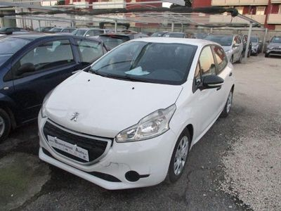 usata Peugeot 208 1.4 HDi 68 CV 5 porte Van