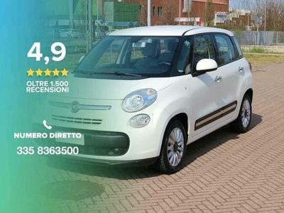 usata Fiat 500L Living 1.3 Multijet 85 CV Dualogic Pop Star