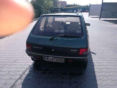 usata Peugeot 205 1.4i cat 3 porte Roland Garros