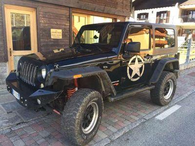 usata Jeep Wrangler rubicon