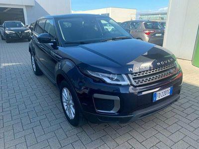 usata Land Rover Range Rover evoque 2.0 TD4 150 CV 5p. Pure CAMBIO AUTOMATI