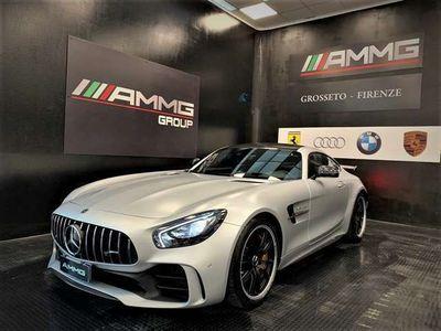 usata Mercedes AMG GT R grigio magno designo opaco Freni Carboceramici
