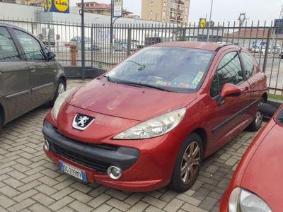 usata Peugeot 207 1.6 HDi 90CV 3p. XS