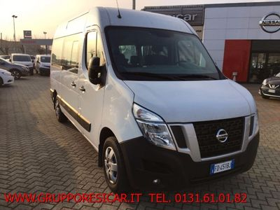 used Nissan NV400 35 2.3 dCi 145CV PM-TM Bus KM CERTIFICATI