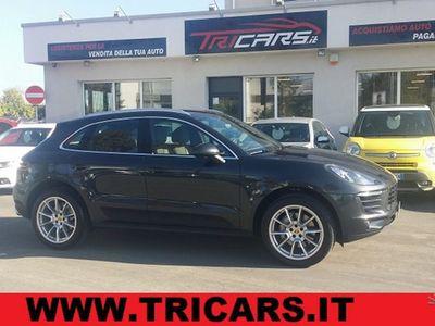 brugt Porsche Macan 3.0 S Diesel PERMUTE APPRO