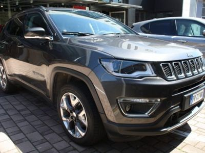 used Jeep Compass 1.6 Multijet II 2WD Limited del 2018 usata a Monza