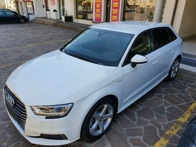 usata Audi A3 e-tron SPB 1.4 TFSI S tronic Sport GARANZIA ESTESA