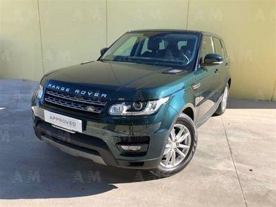 usado Land Rover Range Rover Sport Sport 3.0 TDV6 SE del 2016 usata a Macerata