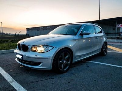 usata BMW 123 Serie 1 (E81) cat 3 porte Eletta DPF
