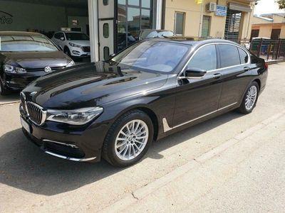brugt BMW 740 Serie 7 d xDrive Eccelsa
