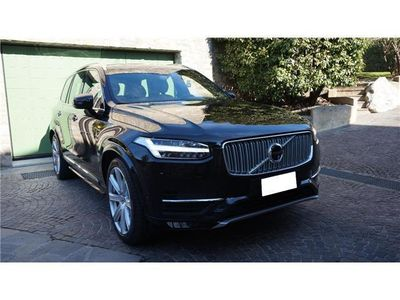 usata Volvo XC90 D5 AWD Geartronic FIRST EDITION
