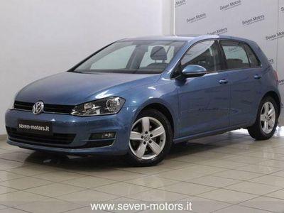 brugt VW Golf 1.6 TDI 110 CV DSG 5p. Highline BlueMotion Technology