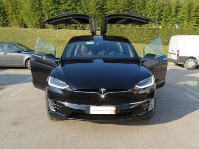 usata Tesla Model X P100D LUDICROUS FREE SUPERCHARCHING