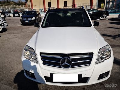 gebraucht Mercedes GLK220 ClasseCDi 4 matic chrome